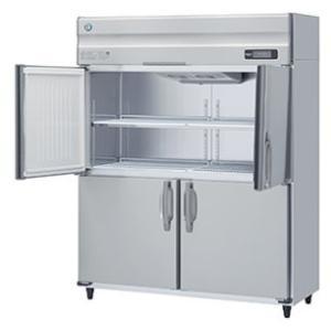 幅1500 奥行650 ホシザキタテ型冷蔵庫 ワイドスルー 容量1054L HR-150AT3-ML|oishii-chubou