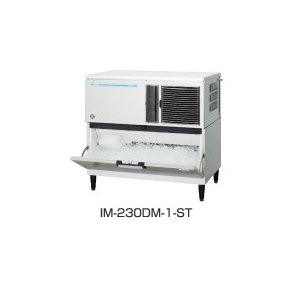 幅1080 奥行710 製氷能力 230kg ホシザキ 製氷機 スタックオンタイプ IM-230DM-1-ST oishii-chubou