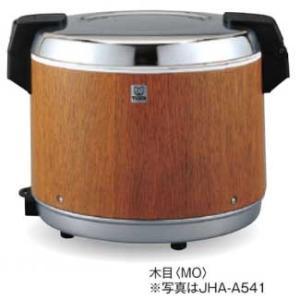 保温米飯量 2升2合(4L) 炊飯機器  タイガー電子保温専用ジャー 木目 JHA-4000|oishii-chubou
