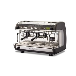 幅855 奥行595 FMI エスプレッソコーヒーマシン LA-CIMBALI(ラ・チンバリー) ドサトロン プレミアム M39DO-DT2(TS) oishii-chubou