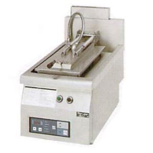 幅650 奥行750 マルゼン ガス自動餃子焼器 フタ固定タイプ MAZ-4|oishii-chubou