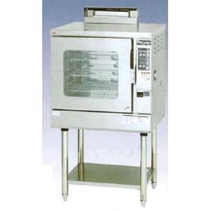 マルゼン コンベクションオーブン ガス式ビックオーブン 芯温センサー付 MCO-8SHE|oishii-chubou