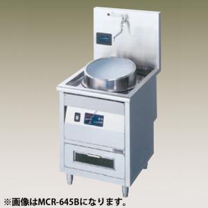 ニチワ電機 IH中華レンジ MCR-860B|oishii-chubou