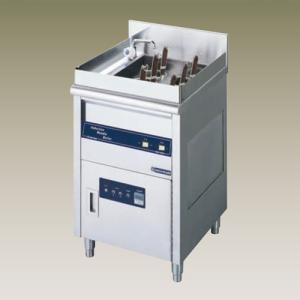 幅550 奥行600 ニチワ電機 IHゆで麺器 MNB-550NH|oishii-chubou