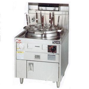 マルゼン ラーメン釜 ゆで麺機(後方排気式) MR-15M|oishii-chubou