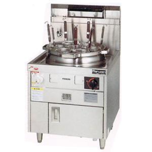 マルゼン ラーメン釜 ゆで麺機(後方排気式) MR-31M|oishii-chubou