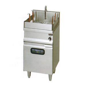 MREK-044 電気角槽型ラーメン釜 マルゼン 幅450 奥行450|oishii-chubou
