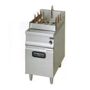 MREK-047 電気角槽型ラーメン釜 マルゼン 幅450 奥行750|oishii-chubou