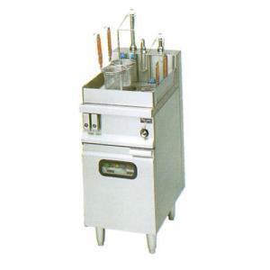 MREK-L046 電気自動ゆで麺機 マルゼン 背面リフトタイプ 幅400 奥行600|oishii-chubou