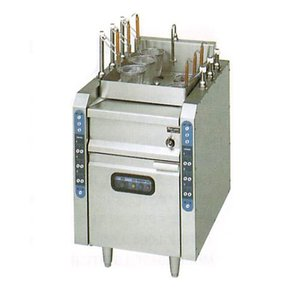 MREK-L067 電気自動ゆで麺機 マルゼン 幅600 奥行750|oishii-chubou