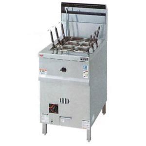 マルゼン ラーメン釜 角槽型ゆで麺機 MRLN-06C oishii-chubou