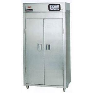 MSH10-21WE 食器消毒保管庫 200V標準タイプ 奥行1列 両面扉 マルゼン 収納カゴ数10個 oishii-chubou