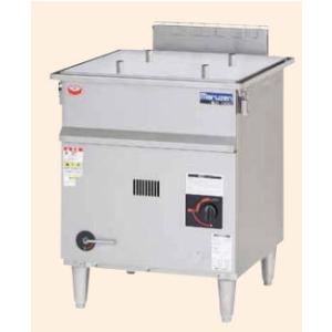 マルゼン 蒸し器 セイロタイプ ガス式 4つ穴天板仕様 MUS-066D4 oishii-chubou