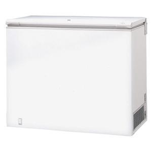 幅1073 奥行565 容量232L サンデン冷凍チェストストッカー SH-F240XC -24℃〜-20℃|oishii-chubou
