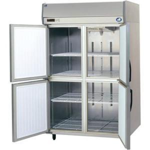 幅1200*奥行650 容量842L パナソニック 冷凍庫 SRF-K1263A|oishii-chubou