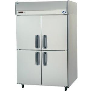 幅1200*奥行800 容量1081L パナソニック 冷凍庫 SRF-K1281SA|oishii-chubou