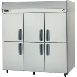 幅1785*奥行800 容量1659L パナソニック 冷凍庫 SRF-K1883A|oishii-chubou