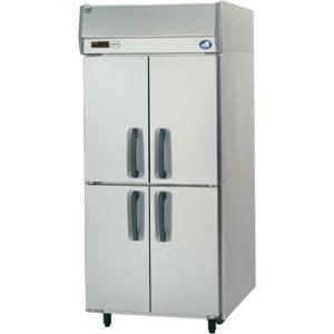 幅900*奥行650 容量605L パナソニック 冷凍庫 SRF-K963SA|oishii-chubou