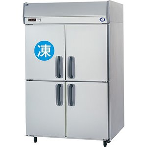 幅1200*奥行650 容量821L パナソニック 冷凍冷蔵庫 1室冷凍タイプ SRR-K1261CS|oishii-chubou