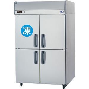 幅1200*奥行800 容量1034L パナソニック 冷凍冷蔵庫 1室冷凍タイプ SRR-K1283CS|oishii-chubou