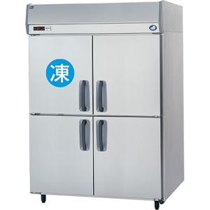 幅1460*奥行800 容量1286L パナソニック 冷凍冷蔵庫 1室冷凍タイプ SRR-K1581C|oishii-chubou