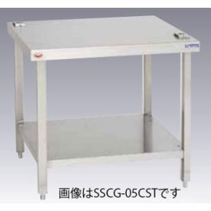 マルゼン スチームコンベクションオーブン専用架台 SSC-02MCST|oishii-chubou
