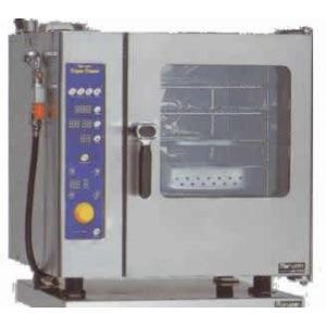 マルゼン スチームコンベクションオーブン 電気式スタンダード ミニタイプ SSC-04MSCNU|oishii-chubou