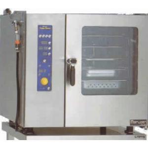 マルゼン スチームコンベクションオーブン 電気式スタンダード ミニタイプ SSC-05SCNU|oishii-chubou