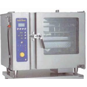 マルゼン スチームコンベクションオーブン 電気式デラックス SSC-06DCNU|oishii-chubou