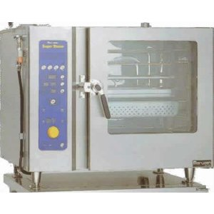 マルゼン スチームコンベクションオーブン 電気式スタンダード SSC-06SCNU|oishii-chubou