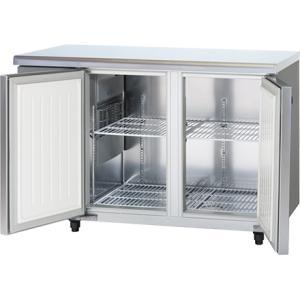 SUF-K1261A コールドテーブル冷凍庫 パナソニック 幅1200 奥行600 容量240L センターピラーあり|oishii-chubou