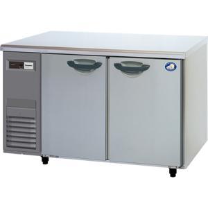 SUF-K1261SA コールドテーブル冷凍庫 パナソニック 幅1200 奥行600 容量240L センターピラーレス|oishii-chubou