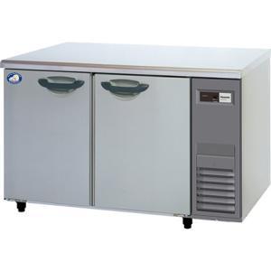 SUF-K1261SA-R コールドテーブル冷凍庫 パナソニック 幅1200 奥行600 容量240L センターピラーレス 右ユニット仕様|oishii-chubou