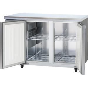 SUF-K1271A コールドテーブル冷凍庫 パナソニック 幅1200 奥行750 容量316L センターピラーあり|oishii-chubou