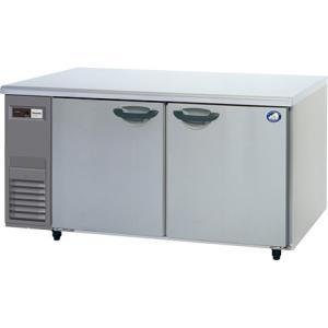 SUF-K1561SA コールドテーブル冷凍庫 パナソニック 幅1500 奥行600 容量328L センターピラーレス|oishii-chubou