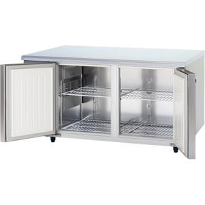 SUF-K1571コールドテーブル冷凍庫 パナソニック 幅1500 奥行750 容量432L センターピラーあり|oishii-chubou
