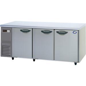 SUF-K1861SA コールドテーブル冷凍庫 パナソニック 幅1800 奥行600 容量415L センターピラーレス|oishii-chubou