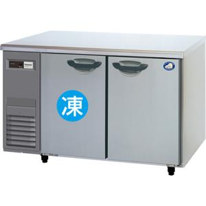 SUR-K1271CA コールドテーブル冷凍冷蔵庫 パナソニック 幅1200 奥行750 冷凍142L 冷蔵140L|oishii-chubou