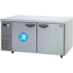 SUR-K1561CA コールドテーブル冷凍冷蔵庫 パナソニック 幅1500 奥行600 冷凍146L 冷蔵154L|oishii-chubou