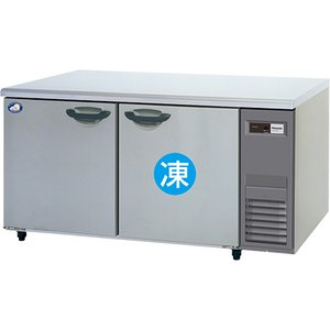 SUR-K1561CA-R コールドテーブル冷凍冷蔵庫 パナソニック 幅1500 奥行600 冷凍146L 冷蔵154L 右ユニット仕様|oishii-chubou
