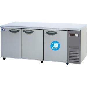 SUR-K1861CSA-R コールドテーブル冷凍冷蔵庫 パナソニック 幅1800 奥行600 冷凍122L 冷蔵265L 右ユニット仕様 冷蔵室センターピラーレス|oishii-chubou