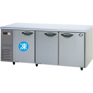 SUR-K1871CSA コールドテーブル冷凍冷蔵庫 パナソニック 幅1800 奥行750 冷凍161L 冷蔵350L|oishii-chubou