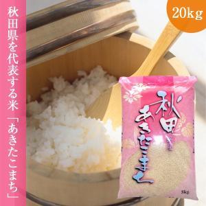 あきたこまち 20kg (5kg×4袋 ) 令和2年産 秋田県産 送料無料 お米 精白米|oishii-kome