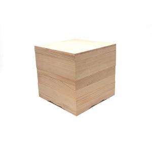 白木製のシンプルな重箱は、おもたせにぴったり。仕出しや業務用のものなので残念ながら繰り返し繰り返し使...