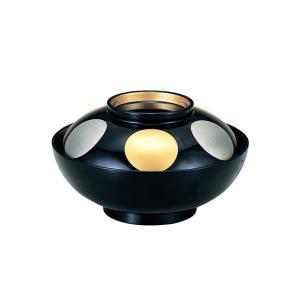 深さのない、低いつくりの仙才椀は、椀本体のRのおだやかなラインも美しく、お汁をのみやすいかたちです。...