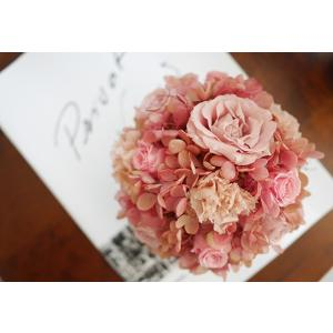 Flower designed KAZUMI HIROSE@Frangipani. 淡いローズやカー...