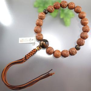 希少価値の高いお品をお探しの方に、 珍しい佛眼菩提樹のお数珠をご用意いたしました。  佛眼菩提樹は、...
