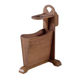 【商品情報】サイズ:W45×D30.5×H60スペック:天然木(ラバーウッド) 天然木化粧繊維板(ウ...