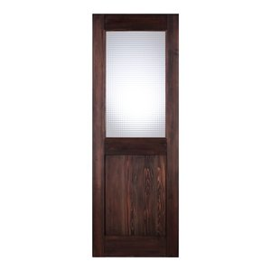 LOHAS material オリジナル無垢建具ドア トラディショナルシリーズ TD08 パイン 無塗装|ok-depot