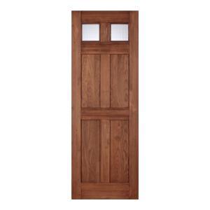 LOHAS material オリジナル無垢建具ドア オーセンティックシリーズ AD07 パイン 無塗装|ok-depot